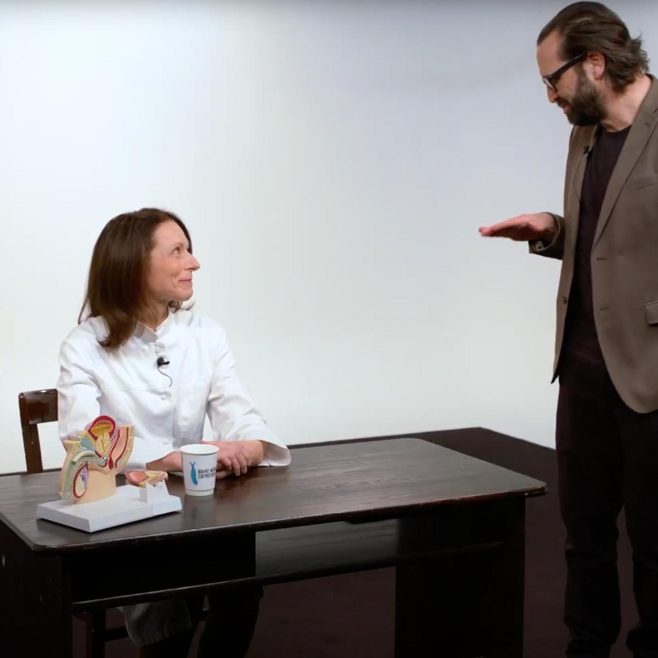 You are currently viewing Kampagne zur urologischen Vorsorgeuntersuchung